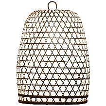 La pantalla de la lámpara de madera de bambú Wendy - de madera 544255c4dc1