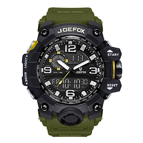 Reloj de Pulsera Digital Militar