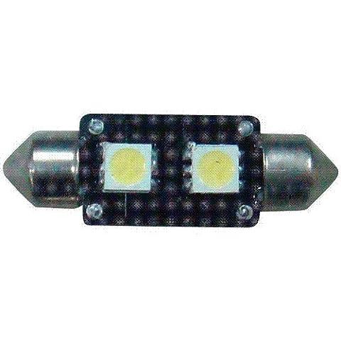 Autostyle ELD-547 Festoon Leuchtmittel 12 V, Einzelstück, White (Eld Glühlampen)
