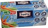 Toppits Aromaschutz-Gefrierbeutel 3L 75 Beutel