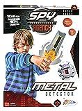 Spy Intelligence Agency Kids Metal Detector Treasure Hunt Secret Gadget Toy