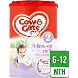 Cow & Gate Follow On Milk Powder 900g