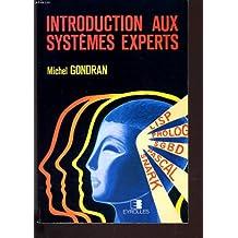 Introduction aux systèmes experts