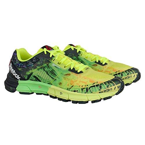 REEBOK Chaussures Sport Running One Cushion 3.0 AG Homme 41 Noir