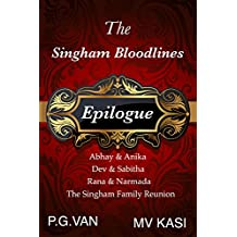 Epilogue: Romantic Conclusion (The Singham Bloodlines Book 4)