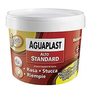 Stucco bianco in pasta AGUAPLAST ALTO STANDARD vari formati - KG.5