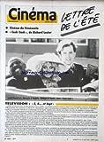 CINEMA [No 362] du 09/07/1986 - CINEMA DE VENEZUELA - CASH CASH - DE RICHARD LESTER - LOUIS GOSETT JR. - BEVERLY D'ANGELO ET MICHAEL O'KEEFE.