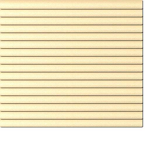 Dekologi Aluminium Jalousie 120 x 175 cm (Breite x Höhe) - Lamellenfarbe 2012 gold glitter matt//Maßanfertigung Alu Jalousien Jalousette Rollo Plissee