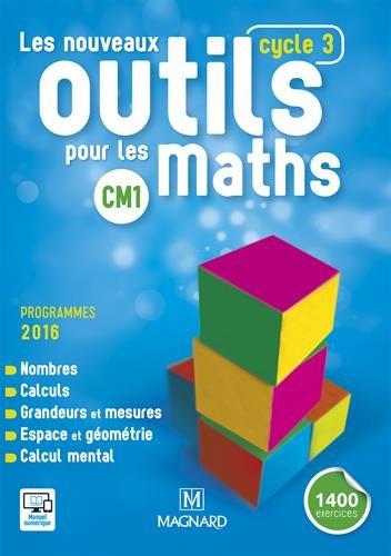 Les nouveaux outils pour les maths CM1 Cycle 3 par Isabelle Petit-Jean