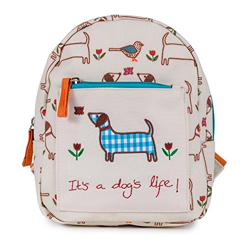 Price comparison product image Pink Lining Childs Mini Rucksack / Toddler Backpack - Its A Dog's Life