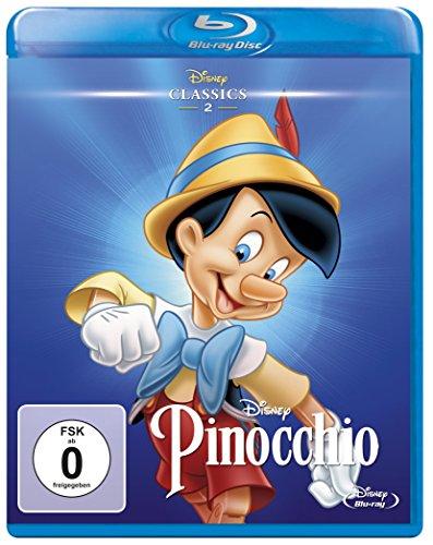 Bild von Pinocchio - Disney Classics 2 [Blu-ray]