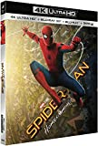 SPIDER-MAN : HOMECOMING - UHD + BD 3D + BD (UV) [4K Ultra HD +...