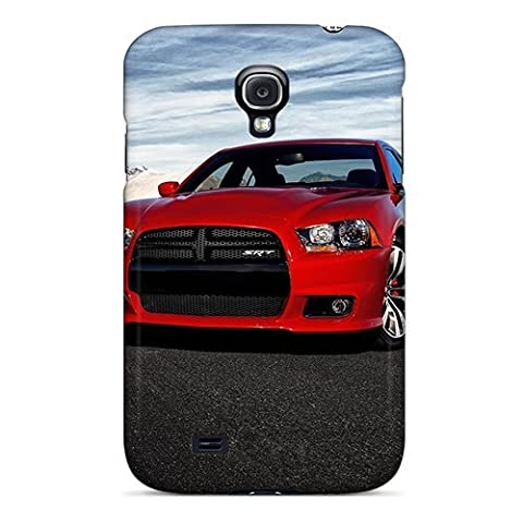For Purecase Galaxy Protective Case, High Quality For Galaxy S4 Dodge Charger Srt Skin Case Cover