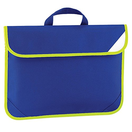 quadra-enhanced-viz-book-bag-4-litres-one-size-bright-royal