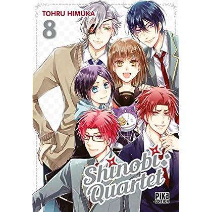 Shinobi Quartet T08