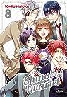 Shinobi Quartet, tome 8 par Himuka