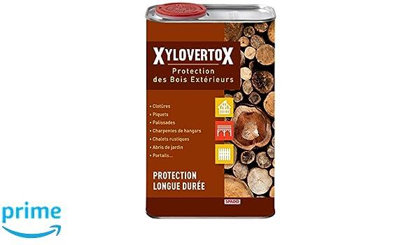 Nice SPADO Xylovertox Protection Des Bois Extérieurs: Amazon.fr: Hygiène Et  Soins Du Corps