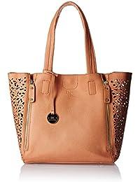 Diana Korr Women's Handbags (Peach)(DK09HPEA)