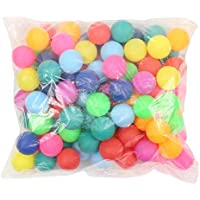 150 PCS Table Tennis Balls/Ping Pong Balls 40mm Ideal for Adults & Children Games