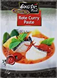 Exotic Food Currypaste, rot, 12er Pack (12 x 50 g Packung)
