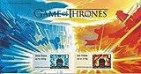 Royal Mail 2018 Spiel der Thrones Post & GO BRIEFMARKEN Pack