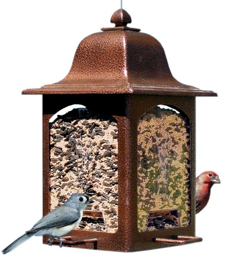 Perky-Pet Birdscapes 367 Mangiatoia per Giardino Tulipano