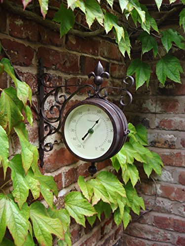 Outdoor indoor Clock double side...