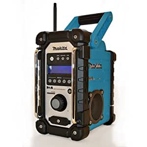 Makita BMR104 Baustellenradio DAB Digital