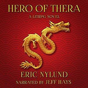 Hero of Thera (Audio Download): Amazon co uk: Eric Nylund, Jeff Hays