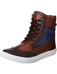 Knotty Derby Men's Lockhart Brogue Sneakers