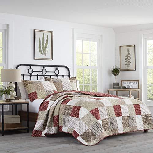 Stone Cottage Rivington Quilt Set, Twin, Beige - Quilt Twin Cottage