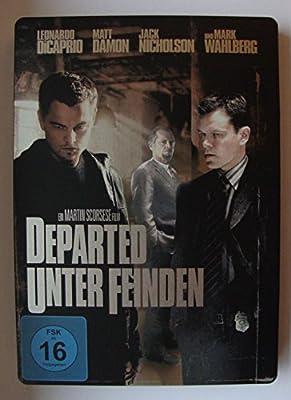 Departed - Unter Feinden DVD Steelbook (1-Disc)