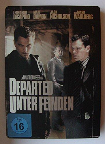 Bild von Departed - Unter Feinden DVD Steelbook (1-Disc)