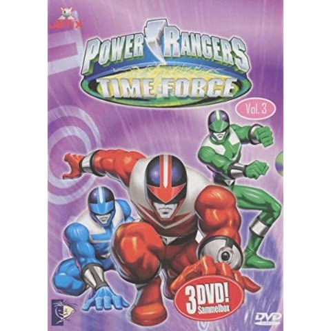 Power Rangers - Time Force Megapack Vol. 3