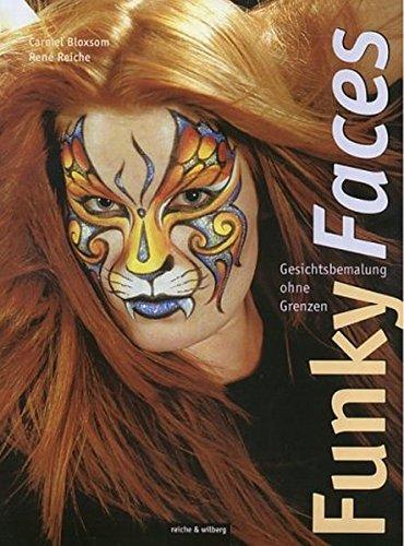 Funky Faces Gesichtsbemalung ohne Grenzen -