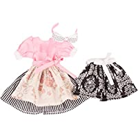 Gotz 3402844 Standing Doll Dirndl Munich - Size XL - Dolls Clothing / Accessory Set - Suitable For Standing Dolls Size XL (45 - 50 cm)