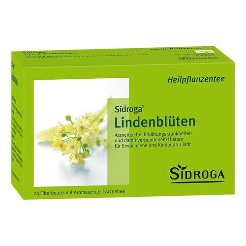 Sidroga Lindenblütentee - 20 Filterbeutel