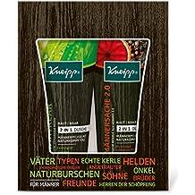 Kneipp Geschenkpackung Männerduschen, 1er Pack (2 x 200 ml)