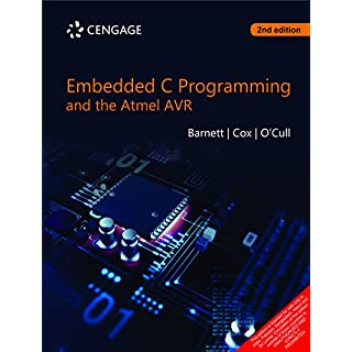 Embedded C Programming And The Atmel Avr, 2Nd Edition