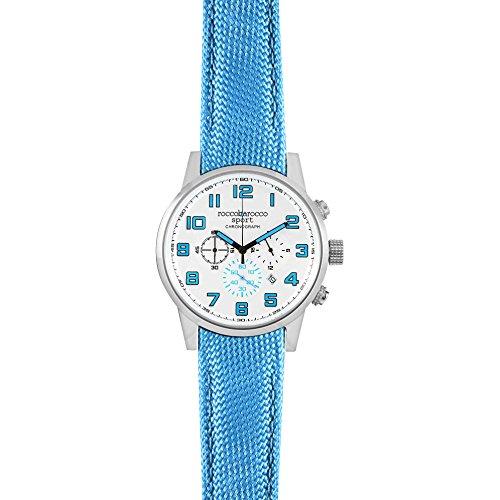 orologio cronografo unisex RoccoBarocco Sport trendy cod. RBS0025