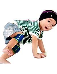Protege-genou Genou Genouillère De Protection Sécurité Bébé Enfant Rampant Coudières 8M- 5Ans