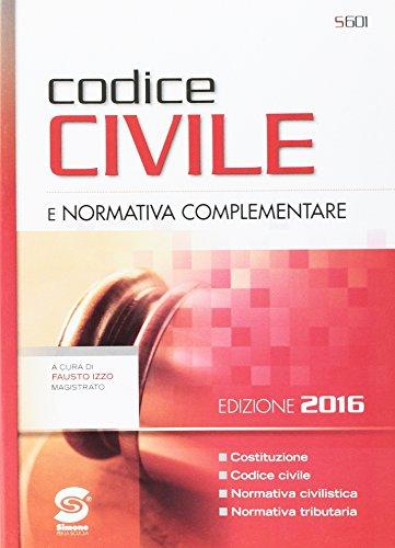 Codice civile e normativa tributaria. Per le Scuole superiori