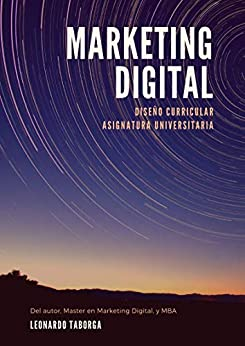 Descargar gratis Marketing Digital: Diseño Curricular Asignatura Universitaria Epub
