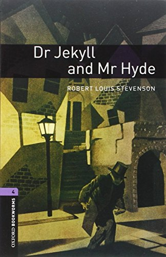 Download Oxford Bookworms Library 4. Dr. Jekyll And Mr Hyde (+ MP3 ...