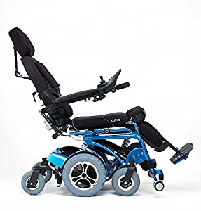 Wheelchair88 DRACO FULL FUNCTION STANDING