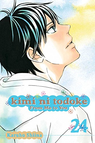 Kimi ni Todoke: From Me to You Volume 24 por Karuho Shiina