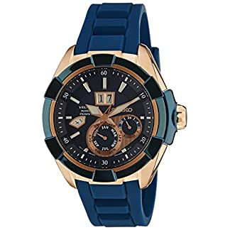 Seiko Velatura Analog Blue Dial Men's Watch – SNP120P1