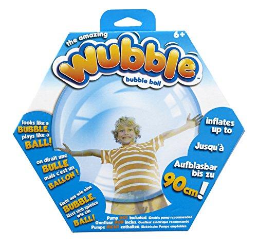 Wubble Bubble Ball without Pump (Blue) by Vivid Imaginations