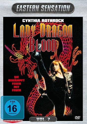 Bild von Cynthia Rothrock - Lady Dragon Blood - Eastern Sensation Vol. 7