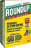 Roundup Désherbant Rapide Concentré, 200 ML